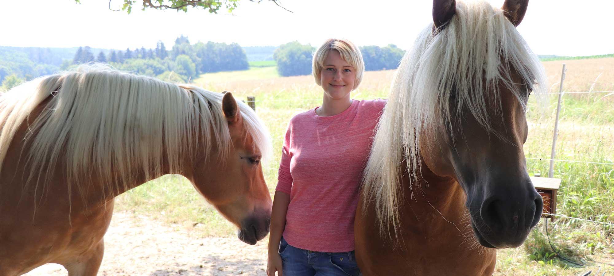 Jelena Klei | Körpertherapie und Pferdecoaching